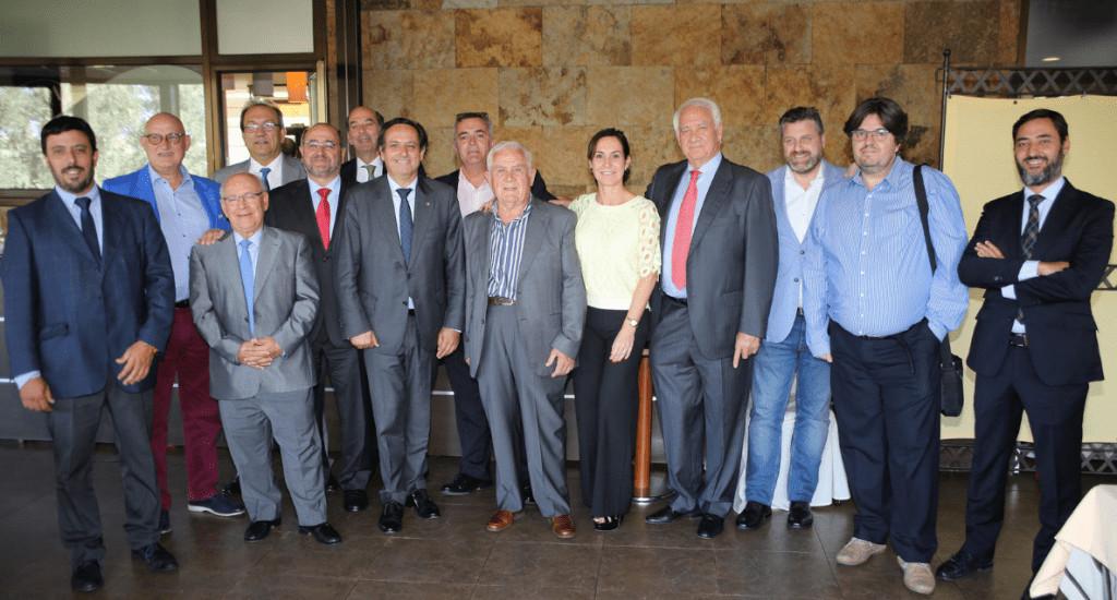 La Junta Directiva de AEPA y los máximos representantes de CEIM celebran un encuentro en Alcorcón