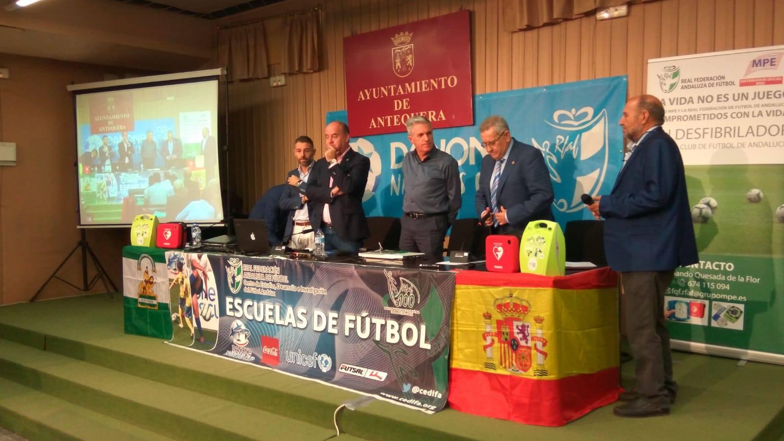 Grupo MPE Proveedor Oficial de la Real Federación de Futbol Andaluza