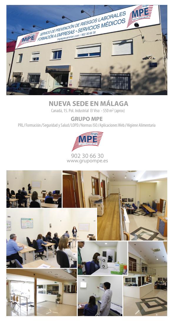 Nueva Sede En Málaga